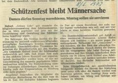 Damenbericht©Holtorfer Schießsport- und Schützenfestverein