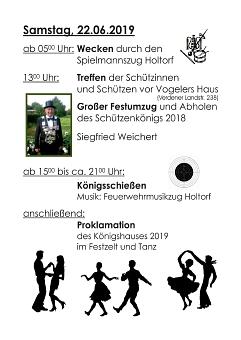 Seite 5©Holtorfer Schießsport- und Schützenfestverein