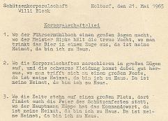 Holtorflied©Holtorfer Schießsport- und Schützenfestverein