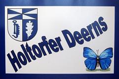Schild Holtorfer Deerns©Holtorfer Schießsport- und Schützenfestverein