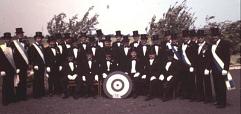 Schützenfest 1985©Holtorfer Schießsport- und Schützenfestverein